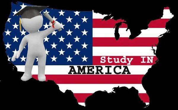 手把手教你申请最新美国F1 签证(上)-欧联美留学                                   图3