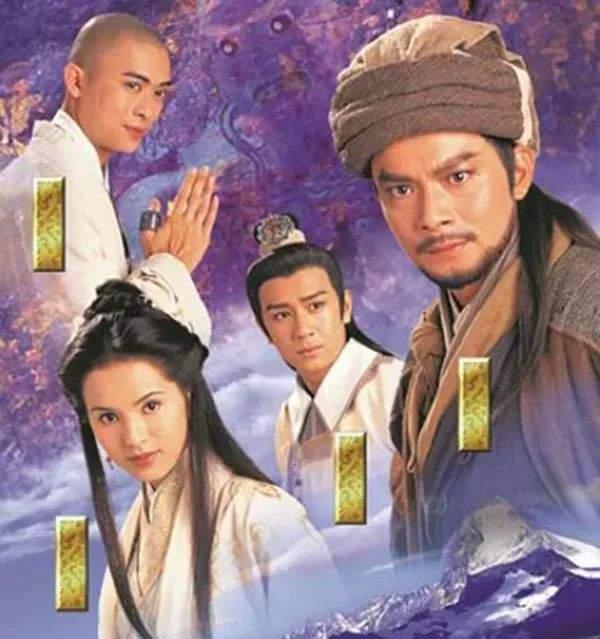 《天龙八部》24年:陈浩民直播带货,李若彤用5年时间走出情伤