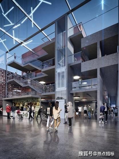 英國軍事醫學博物館新館舍設計方案