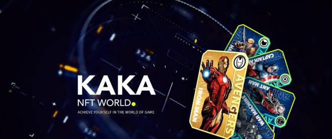 IP聚合平台KAKA席卷元宇宙,剑指NFT下一站