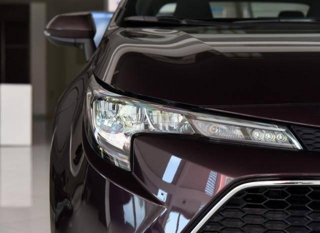 丰田雷凌,满足国六排放,搭载1.2T发动机,燃油经济性高