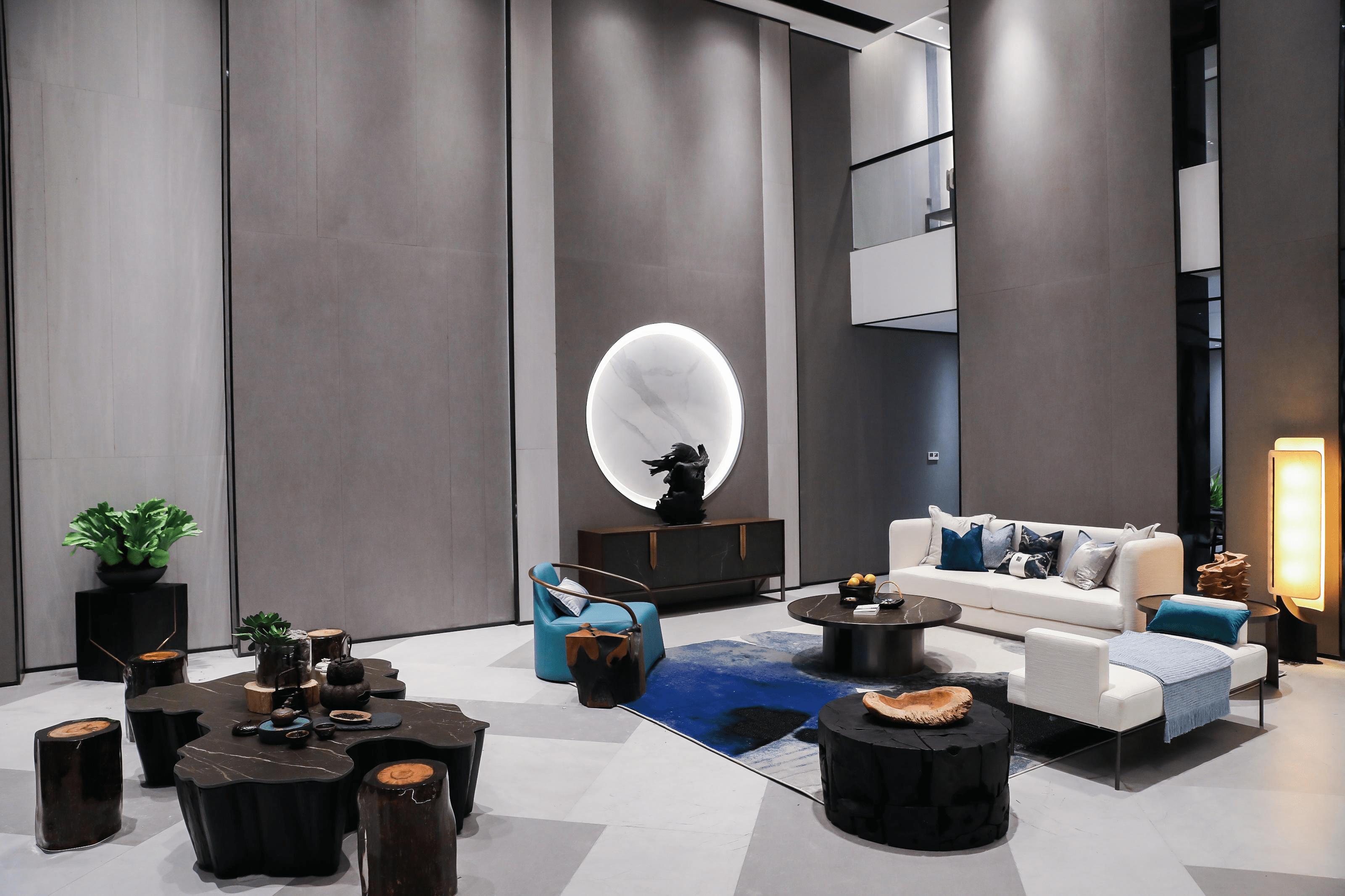 全球首个陶瓷岩板展厅落地,诺贝尔举行设计界巅峰盛典