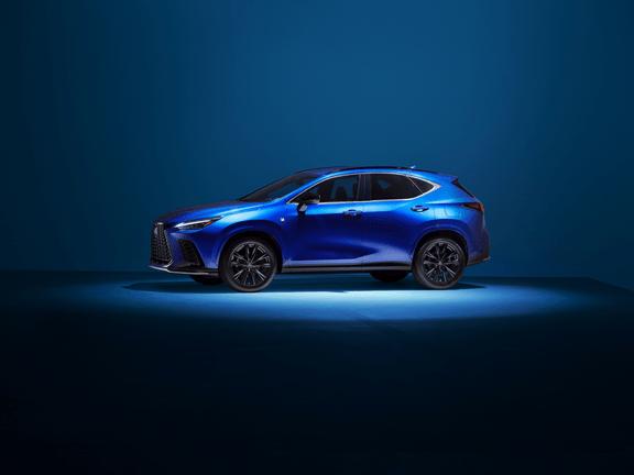 雷克萨斯全新一代NX全球首发 推出首款插电车型