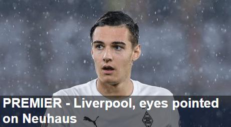 利物浦锁定维纳尔杜姆替身,德国年轻国脚或5000万欧元加盟!_酷游娱乐
