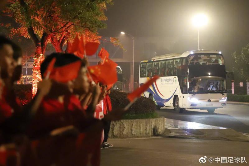 中国足协为国足举办庆功宴 鼓励国脚挺进卡塔尔世界杯