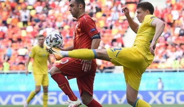 国足若跟参与欧洲杯的北马其顿男足踢一场,谁能赢
