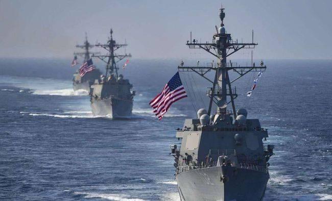 商船半路被美军拦截,中俄大批装备落入美军之手?这回要认怂了