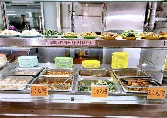 大學食堂「黑暗料理」你見識幾種,一切都是為了學生健康著想
