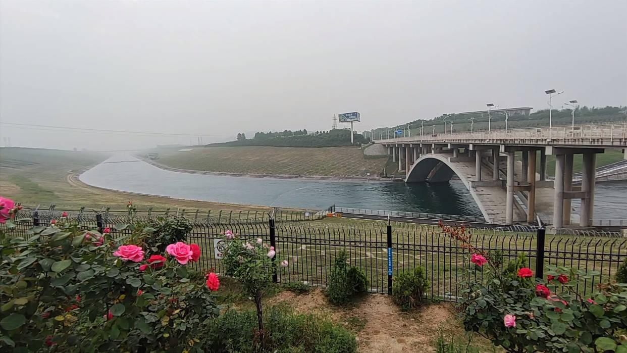 南水北调中线工程向我市生态补水1000万立方米