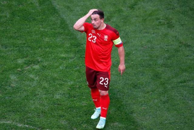 沙奇里一战破两纪录 瑞士旗头辞别中甲程地点欧洲杯再展新篇