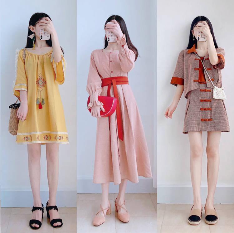无裙不欢!18套风格迥异的裙装搭配,助你穿出不同的时尚魅力