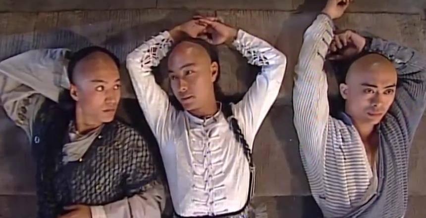 张卫健主演的这部经典武侠喜剧《少林英雄方世玉》,至今回忆满满