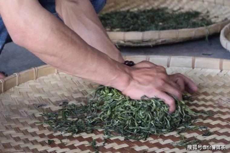 普洱茶知识:揉捻日晒,对普洱茶品质的影响