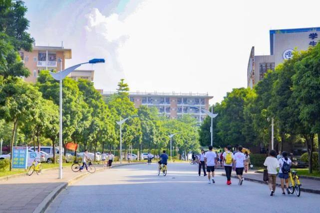广东外语外贸大学王牌专业少不了它