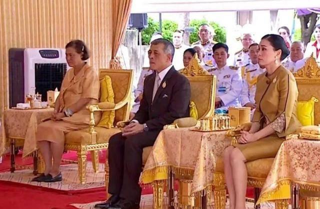 原创泰国小公主德艺双馨!喜提博士学位,皇室颁发荣誉证书场面超盛大