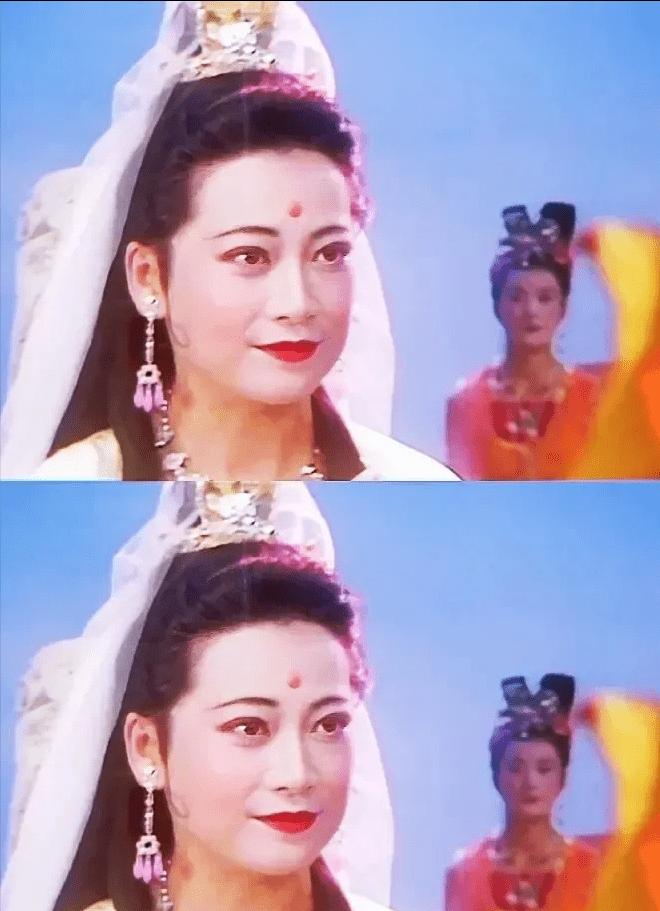 """""""西游记最美观音""""左大玢,因一件戏服怪事缠身"""