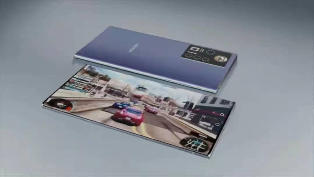 新版诺基亚N97曝光!屏下前摄+骁龙895+7.2英寸,还有6500mAh电池