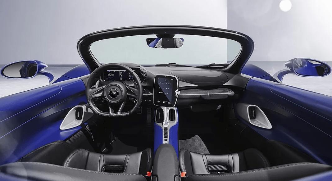 """挡风玻璃也成为""""选装""""?这款迈凯伦新车,把轻量化玩到极致x6w"""