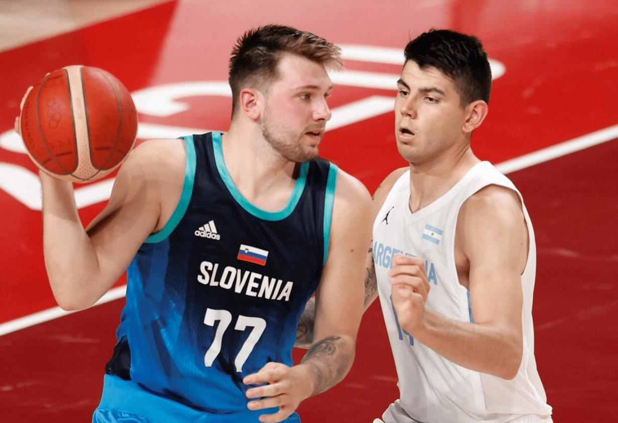 北京时间7月29日,斯洛文尼亚男篮迎来了此次小组赛的第二个对