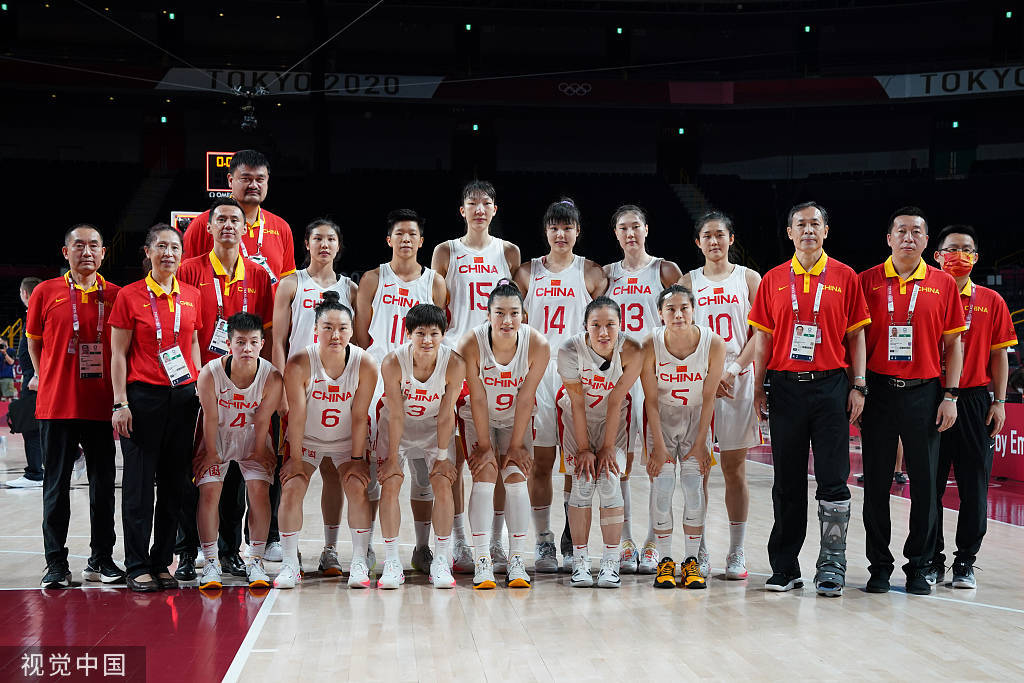 女篮队长邵婷:这是我最后一届奥运会了 没有遗憾