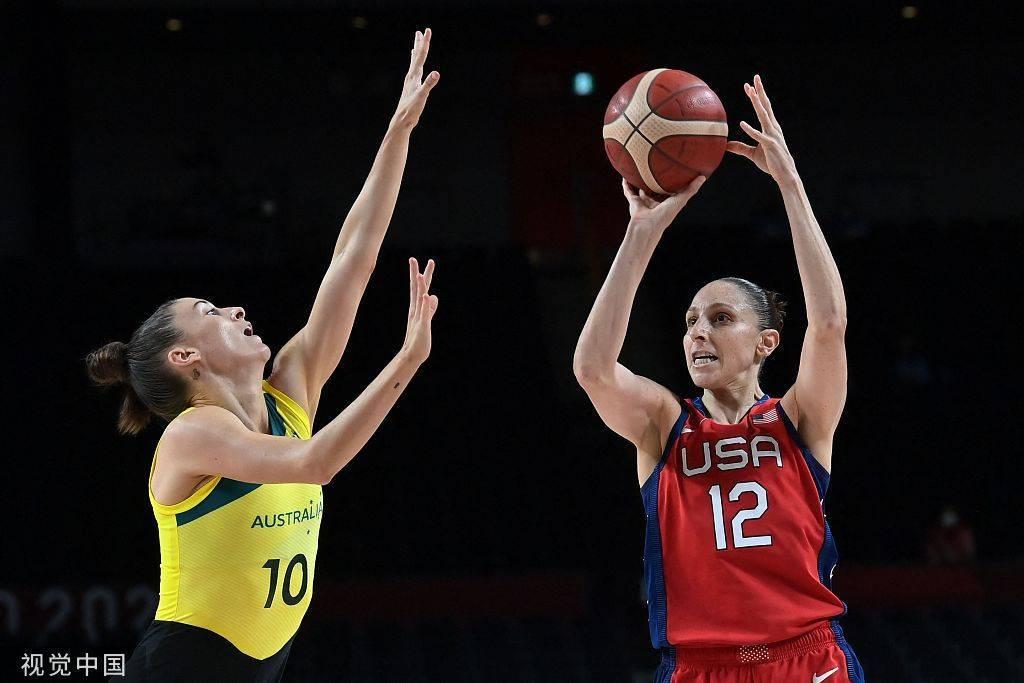 美国女篮轻取澳大利亚 豪取奥运53连胜晋级四强_ag视讯厅登录
