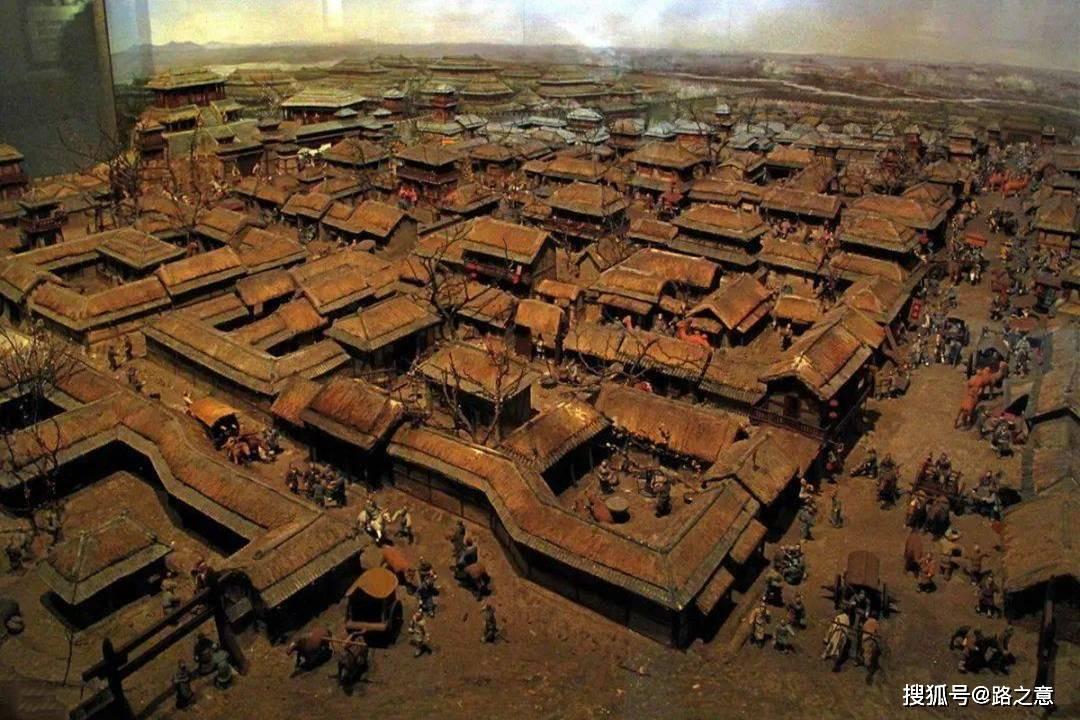 唐代长安人口_长安十二时辰居民图,唐代,西安人你住在哪个区
