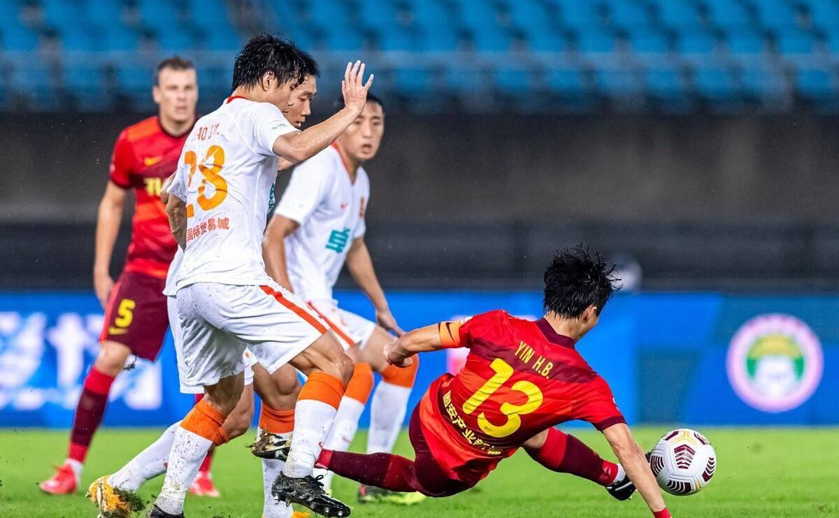 中超最强U23阵容出炉:鲁能8球锋霸争国足首发,广州队助攻王入选