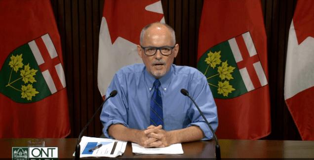 加拿大安省政府紧急宣布:无限期暂停全省的重新开放计划!