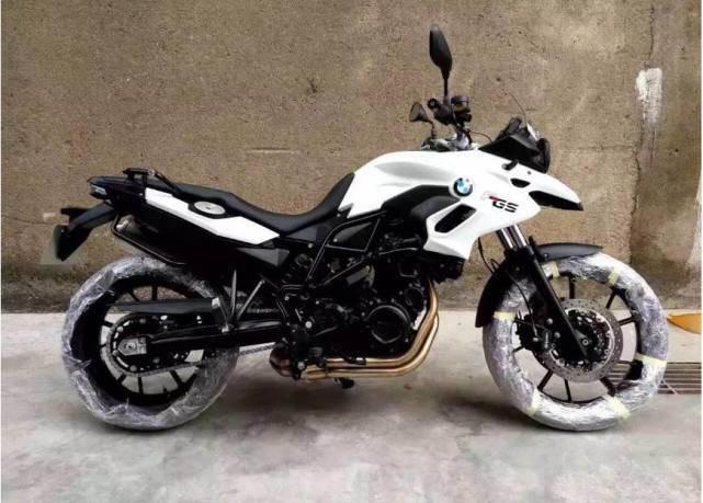 宝马集团的这款休旅摩托车就是这么给力,让人越看越喜欢