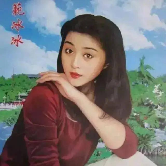 图片[42]-八九十年代的女明星挂历,复古又雷人,都是青春的记忆,好怀念啊-妖次元
