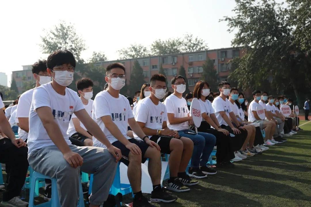 北京邮电大学2021级4154名研究生开学!最小的硕
