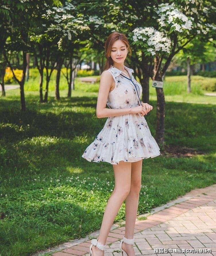 优雅得体的连衣裙,让你看起来更有气场,更加美丽动人