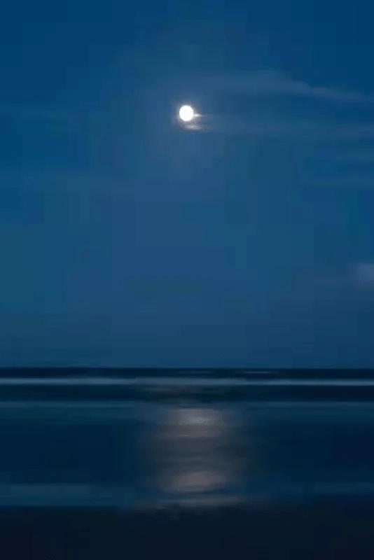 如果月亮可以吃,不知道是哪种口味