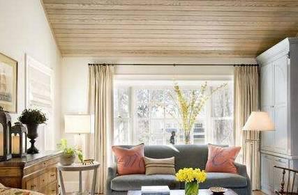 阳台和客厅不要做隔断了,头次见有钱人这样设计,美观又实用