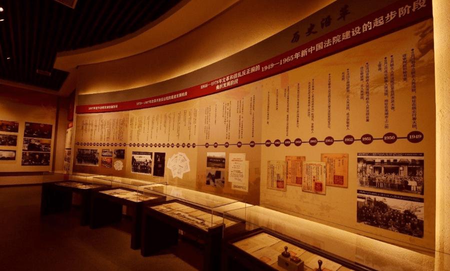 国源展览丨观看法治进程,感受司法脉搏——安徽省司法博物馆