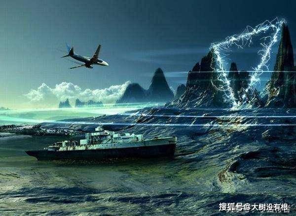 科学家探索百慕大三角洲海底,发现了此物,与古埃及文明有关