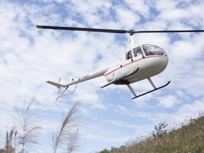 国内首家直升机到达的野奢酒店!绝美无人区的奢华酒店,一生一定要去一次