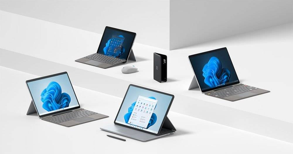 微软于秋季发布会中,除了推出新旗舰之外,另更新现有系列产品