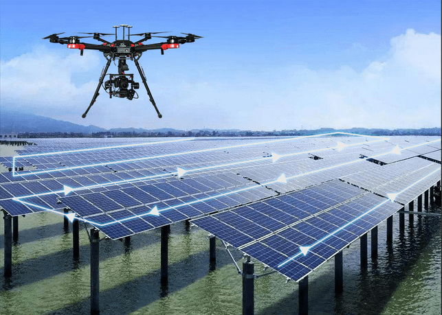 中科信光伏发电开拓太阳能市场,用清洁能源建设美丽家园