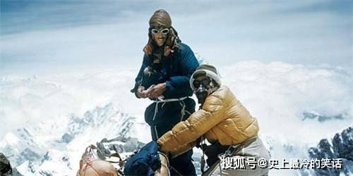 """珠穆朗玛峰""""睡美人"""":长眠23年为何无人掩埋?现今已成登山路标"""