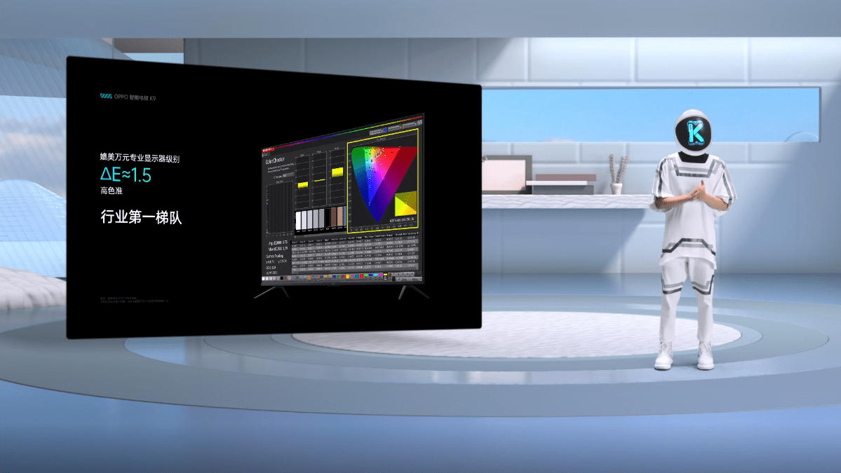 OPPO智能电视K9 75英寸终于来咯,亮点一文看懂