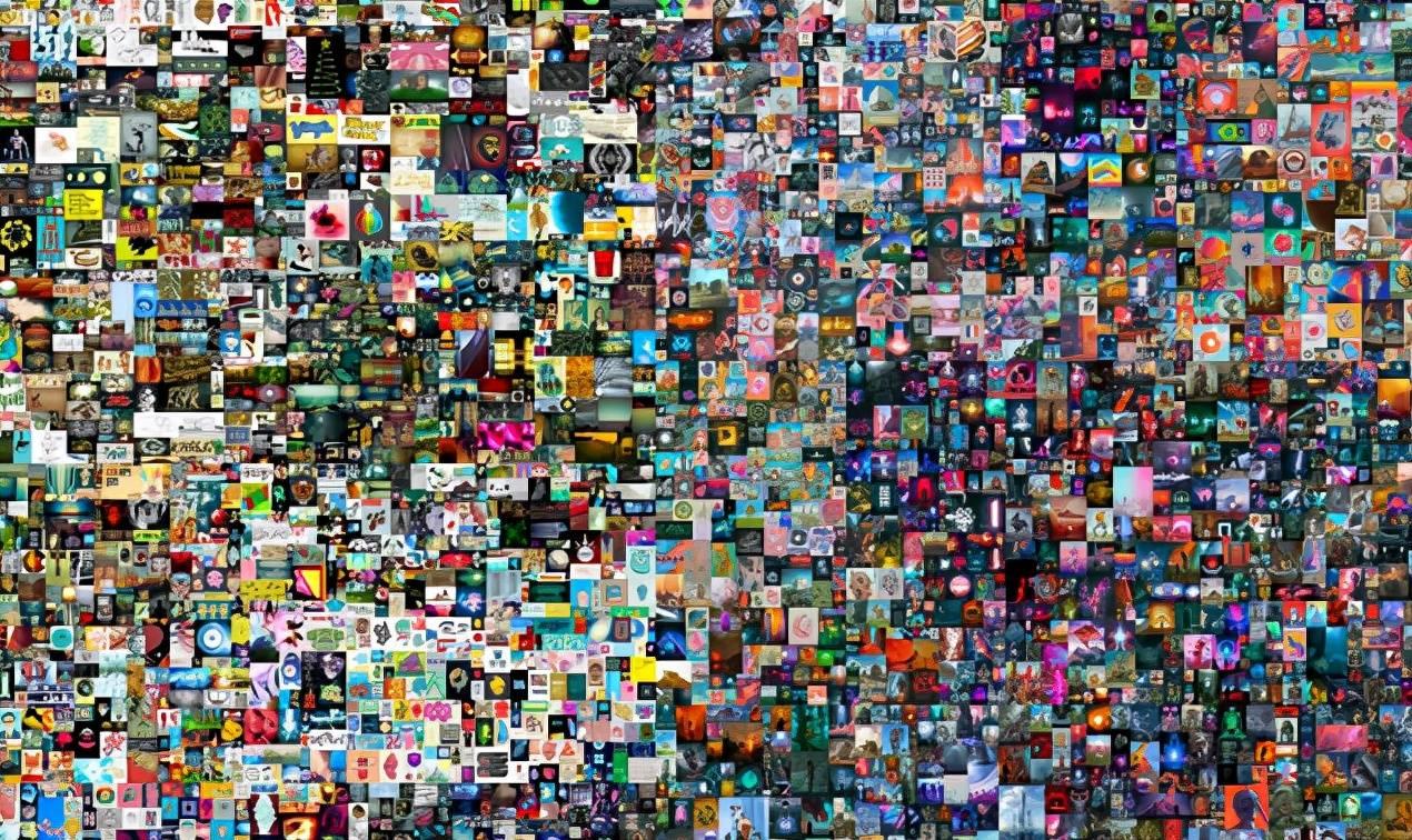 一张图片能卖几百几千万,疯狂的NFT炒作,终将成泡沫么?