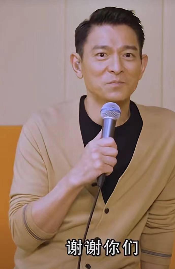 刘德华60岁生日,现身短视频依然帅气十足,贾玲悄悄发文为其庆生