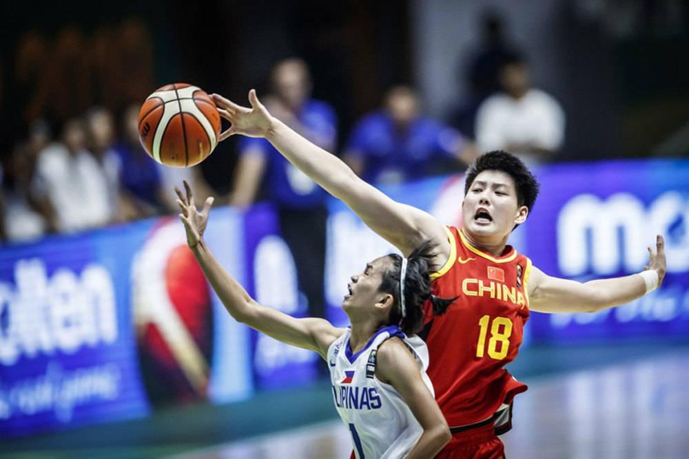 女篮亚洲杯小组赛直播:中国女篮vs菲律宾女篮 中国女篮蓄势待发冲击开门红!