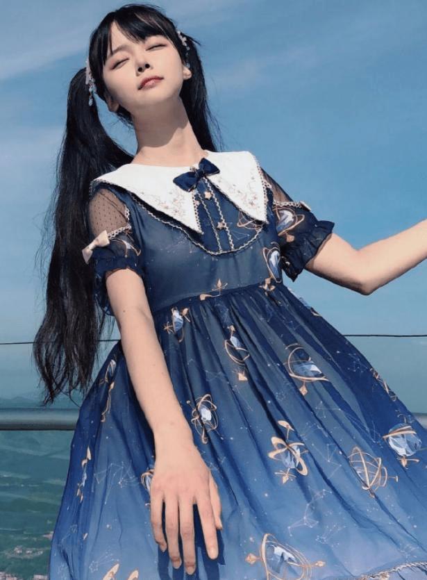 图片[3]-顶级萝莉九龄出新作,撩起刘海变御姐,一夜引得百万粉丝狂呼老婆-妖次元