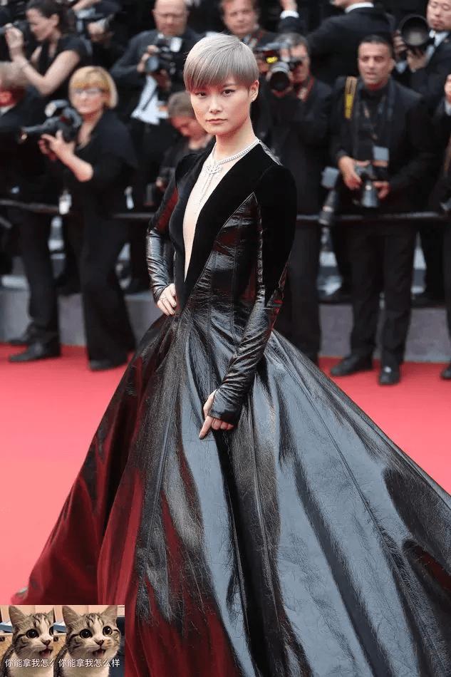 """图片[29]-国际顶尖红毯上的""""最佳着装"""",大多风头出尽,中国明星也曾上榜-妖次元"""