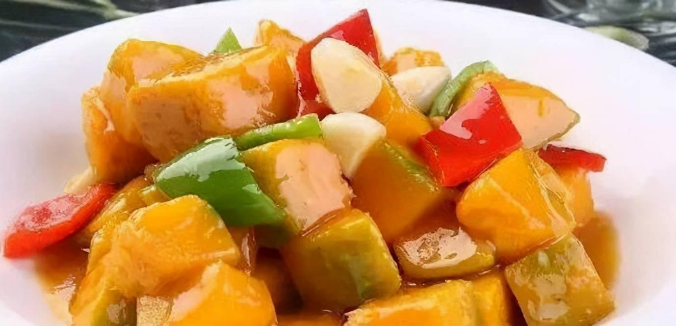 黄焖日本豆腐