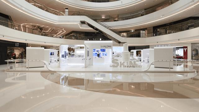兰蔻肌肤探索站郑州站盛大开幕 开启个性化护肤之旅