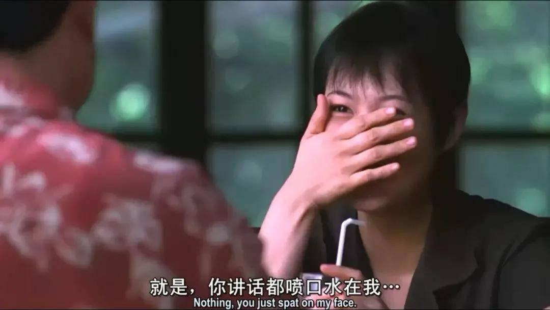 """图片[6]-23年前""""奶茶""""主演的冷门电影,信息量太大了-妖次元"""