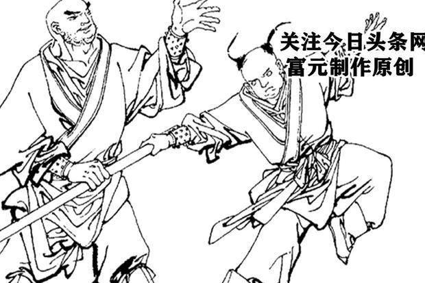 收徒呼延平的杨五郎与传戟给呼延庆的岳胜,两人的差距又在哪里?